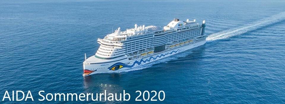 AIDA Sommerurlaub 2020