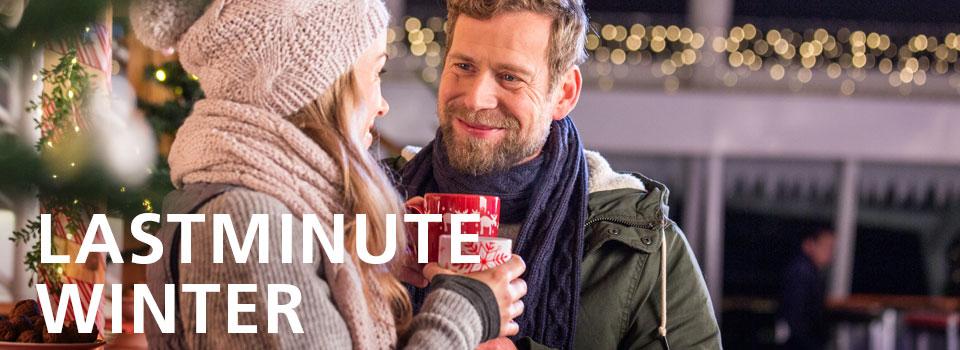 Last Minute Winter-Angebote inkl. 100€ Bordguthaben