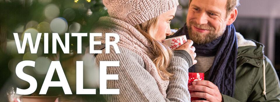 Winter Sale inklusive 100 € Bordguthaben
