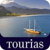TOURIAS - App & Web Reiseführer Logo