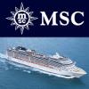MSC Kreuzfahrten App Logo