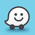 Waze: GPS, Navigation, Karten & Verkehr Logo