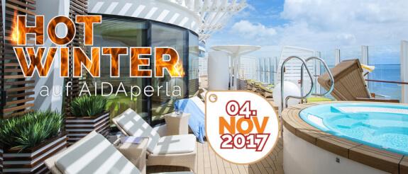 AIDA Hot Winter 04.11.2017