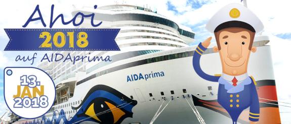 AIDA Ahoi 2018 13.01.2018