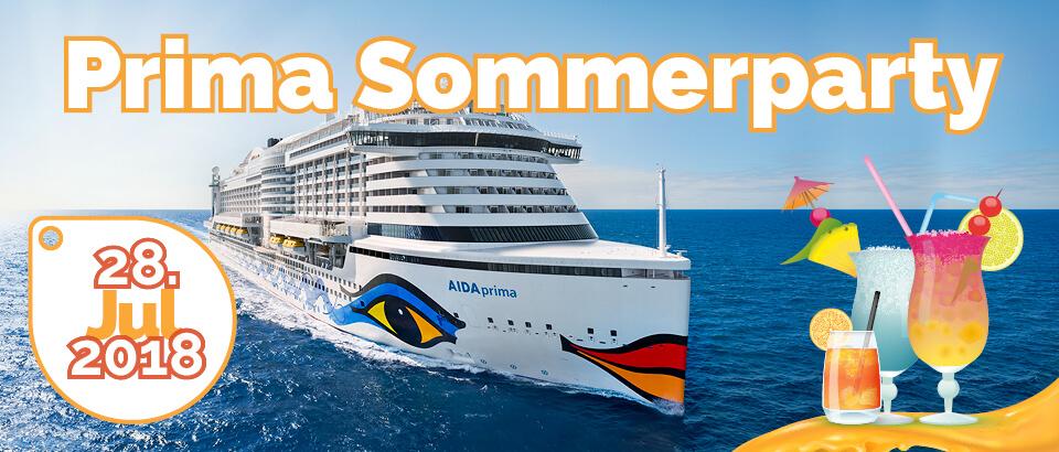 AIDA Perlen am Mittelmeer 1 am 28.07.2018