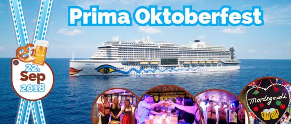 AIDA Prima Oktoberfest 22.09.2018