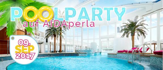 AIDA Poolparty 09.09.2017