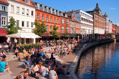 Aarhus Bild; Copyright bei Fotolia