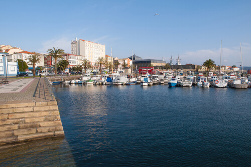 Ferrol Bild; Copyright bei Fotolia