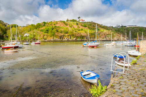 Fishguard Bild; Copyright bei Fotolia