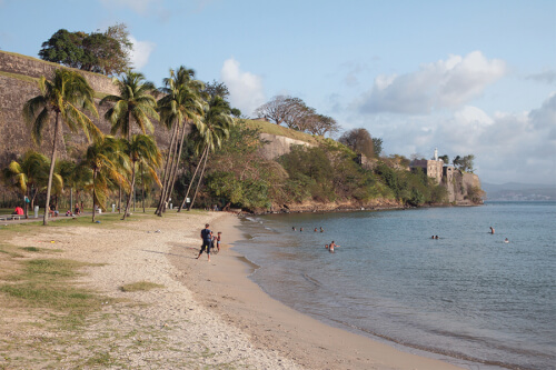 Fort-de-France / Martinique Bild; Copyright bei Fotolia