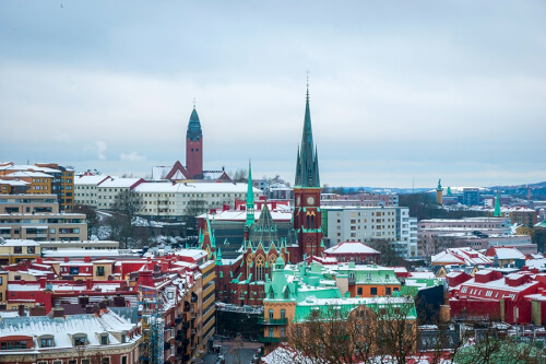Göteborg Bild; Copyright bei Fotolia