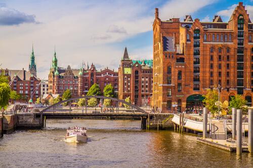 Hamburg Bild; Copyright bei Fotolia