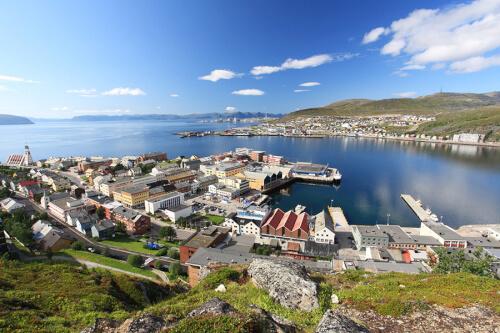 Hammerfest Bild; Copyright bei Fotolia