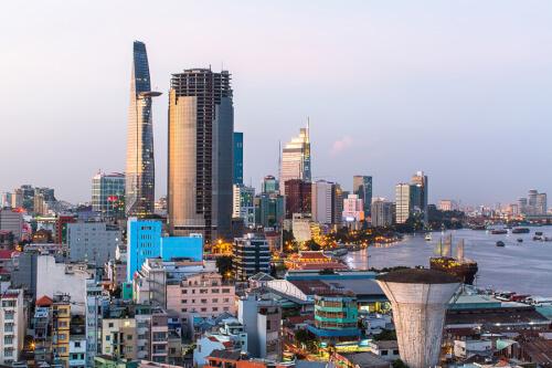 Ho-Chi-Minh-Stadt / Phu My Bild; Copyright bei Fotolia