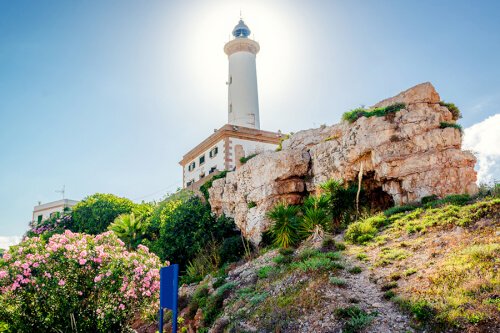 Ibiza-Stadt Bild; Copyright bei Fotolia