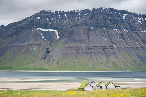 Isafjord Bild; Copyright bei Fotolia