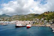AIDA in St. Vincent und die Grenadinen