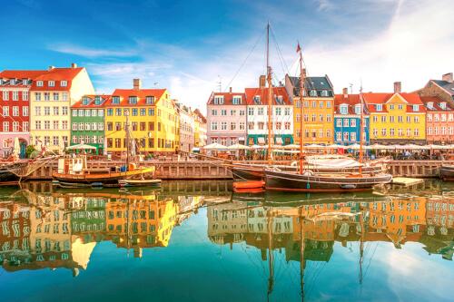 Kopenhagen Bild; Copyright bei Fotolia