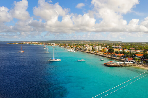Kralendijk / Bonaire Bild; Copyright bei Fotolia