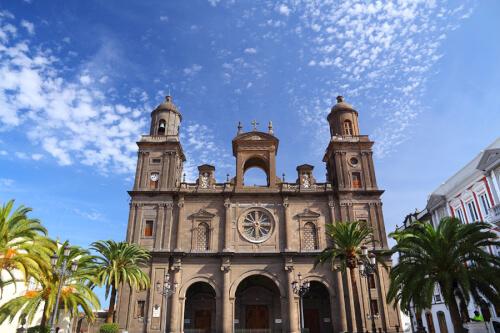 Las Palmas / Gran Canaria Bild; Copyright bei Fotolia