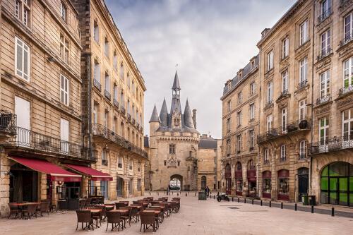 Le Verdon / Bordeaux Bild; Copyright bei Fotolia