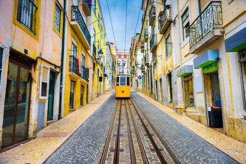 Lissabon Bild; Copyright bei Fotolia