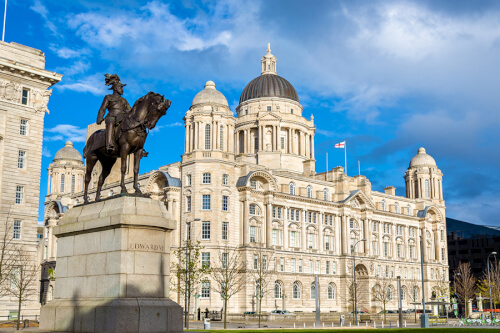 Liverpool Bild; Copyright bei Fotolia