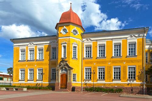 Mariehamn Bild; Copyright bei Fotolia