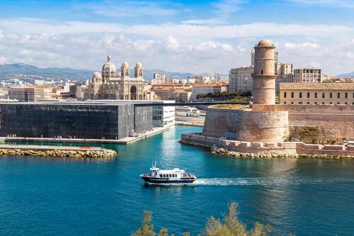 Marseille Bild; Copyright bei Fotolia