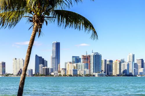Miami Bild; Copyright bei Fotolia