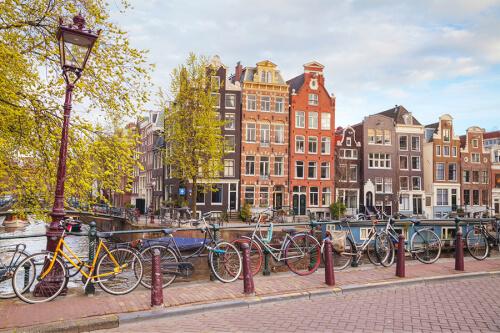 Amsterdam Bild; Copyright bei Fotolia