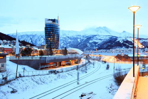 Narvik Bild; Copyright bei Fotolia