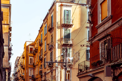 Neapel Bild; Copyright bei Fotolia