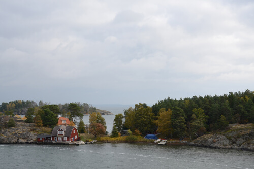 Nynäshamn Bild; Copyright bei Fotolia