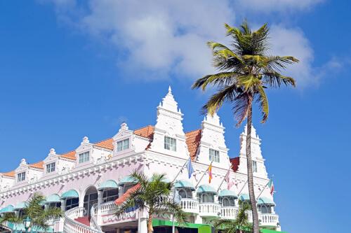 Oranjestad / Aruba Bild; Copyright bei Fotolia