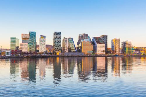 Oslo Bild; Copyright bei Fotolia