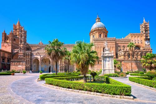 Palermo Bild; Copyright bei Fotolia