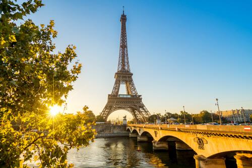 Paris / Le Havre Bild; Copyright bei Fotolia