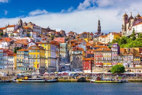 Porto / Leixões Bild; Copyright bei Fotolia