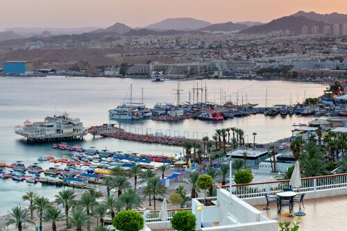 Aqaba Bild; Copyright bei Fotolia
