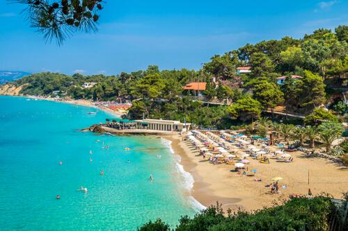 Argostoli/Kefalonia Bild; Copyright bei Fotolia