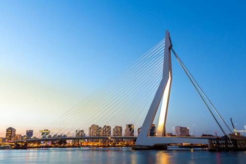 Rotterdam Bild; Copyright bei Fotolia
