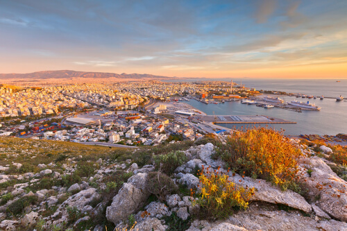 Athen / Piraeus (Piräus) Bild; Copyright bei Fotolia