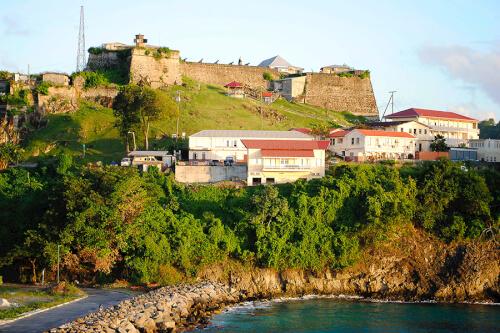 St. George's / Grenada Bild; Copyright bei Fotolia
