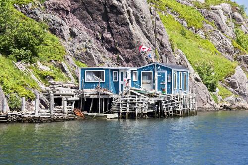 St. John's / Neufundland Bild; Copyright bei Fotolia