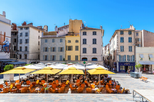 Toulon Bild; Copyright bei Fotolia