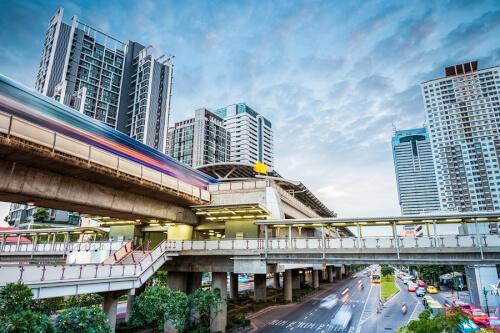 Bangkok / Laem Chabang Bild; Copyright bei Fotolia