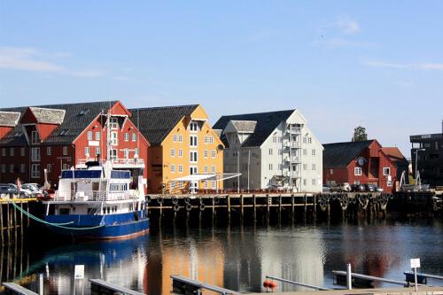 Tromsø Bild; Copyright bei Fotolia