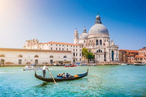Venedig Bild; Copyright bei Fotolia